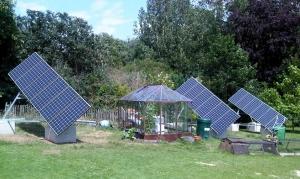 panneaux solaires Sunpower Europe