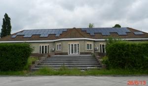 Panneaux photovoltaïques Heckert Solar Nemo Allemagne Europe