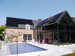Panneaux photovoltaïques SUNPOWER SPR 335 Black