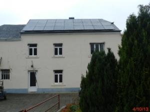 Panneaux photovoltaïques Sunpower 327