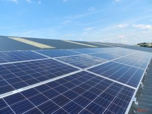 Panneaux photovoltaïques Heckert Solar