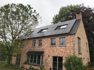 panneau photovoltaïque Black 275 Wc