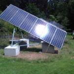 Suiveur tracker solaire photovoltaïque Deger fabrication Allemagne Europe