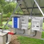 Modules Sunpower onduleur Kaco Allemagne Suiveur solaire Deger Europe