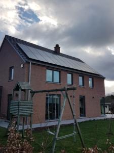 BIOLUX Modules panneaux solaires Hainaut Seneffe Luxor 300 W Black