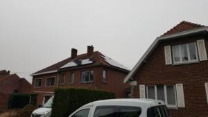 BIOLUX Modules panneaux solaires LG 350 Wp