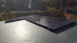 BIOLUX Modules panneaux solaires Trina Solar Honey+ 290 W Black Brabant Wallon Belgique Onduleur SMA Sunny Boy SB 5.0