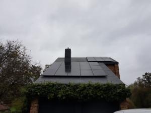 Panneaux solaires photovoltaïques Trina Solar 290 Wc Full Black