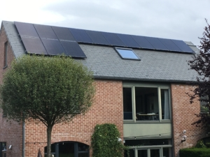 Modules photovoltaïque Trina Solar Full black